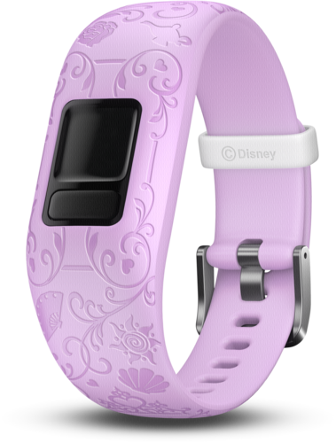 Garmin vivofit jr. 2 Disney Princess purple