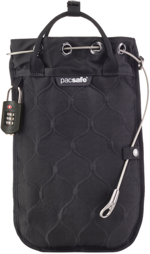 Pacsafe Travelsafe 3L GII black