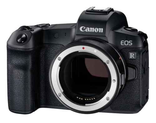 Canon EOS R Body + ΔΩΡΟ Adapter EF-EOS R