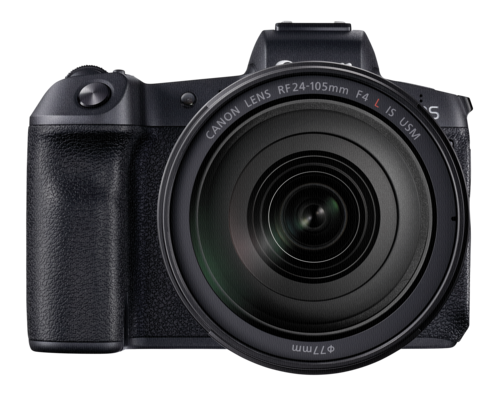 Canon EOS R Kit RF 24-105mm f/4 L IS USM + ΔΩΡΟ Adapter EF-EOS R