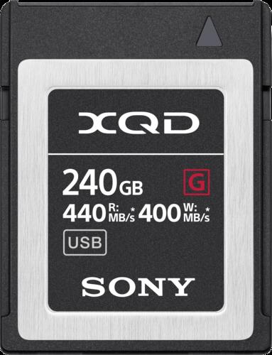 Sony XQD Memory Card G 240GB 400MB/s