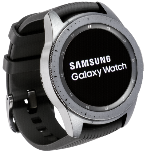 Samsung Galaxy Watch S midnight black