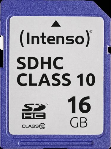 Intenso SDHC Card 16GB Class 10