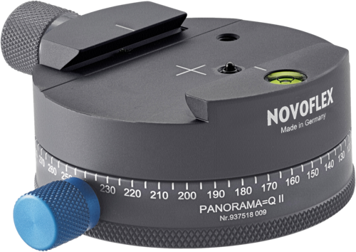 Novoflex panorama plate with quick release Q version II