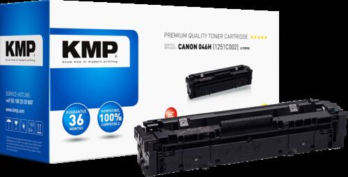 KMP C-T39YX Toner Yellow compatible Canon 046H