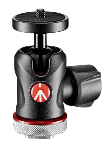 Manfrotto 492 Ball Head Micro with Hot Shoe