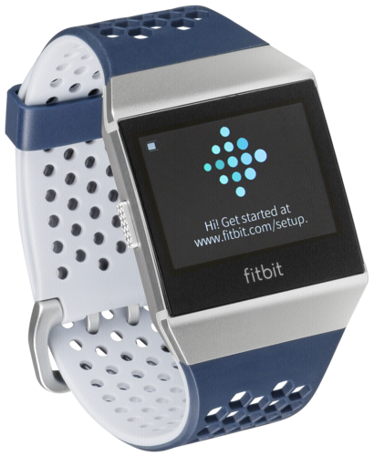 Fitbit Ionic Adidas Edition ink blue/ice grey
