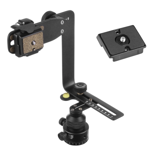 Mantona PanoPoint Panorama Head with Nodal Point Adapter