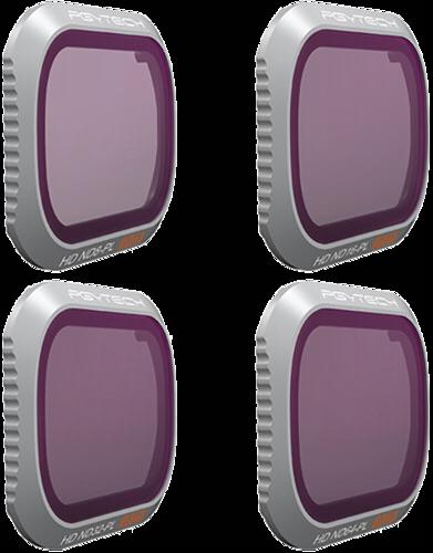 PGYTECH Filter 4Pack Advanced ND/PL for DJI Mavic 2 Pro