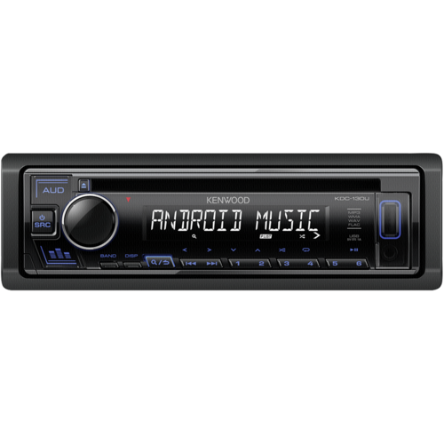Kenwood KDC-130UB Blue