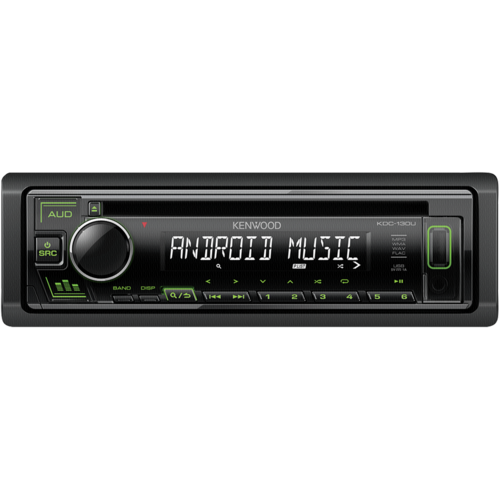 Kenwood KDC-130UB Green