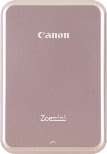 Canon Zoemini Mini Photo Printer Rosegold/White