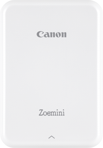 Canon Zoemini Mini Photo Printer White/Silver