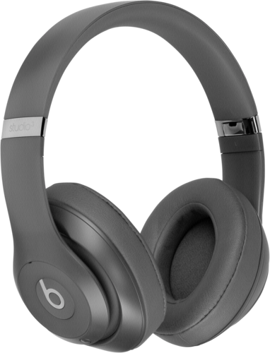 Beats Studio3 Wireless Over-Ear Headphones Grey