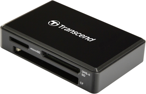 Transcend Card Reader RDF9K2 UHS-II USB 3.1