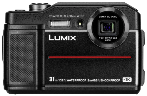 Panasonic Lumix DC-FT7 black