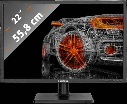 Samsung S22E450BW