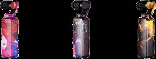 PGYTECH Skin Sticker Colour 3Pack for DJI Osmo Pocket