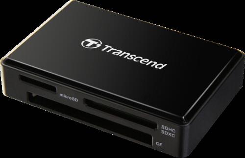 Transcend Card Reader RDF8 USB 3.1 Gen 1