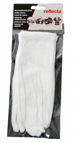 Reflecta Cotton Gloves large