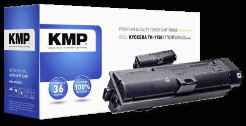 KMP K-T78 Toner Black for Kyocera TK-1150