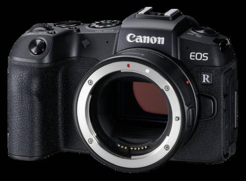 Canon EOS RP Body+ Adapter EF-EOS R