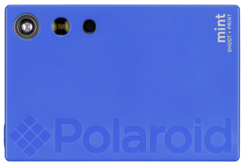 Polaroid Mint 2in1 blue Camera and Printer