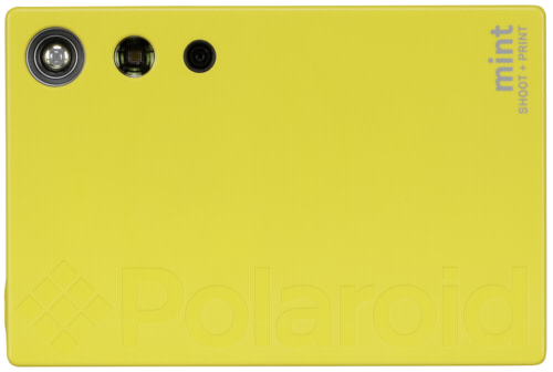Polaroid Mint 2in1 yellow Camera and Printer