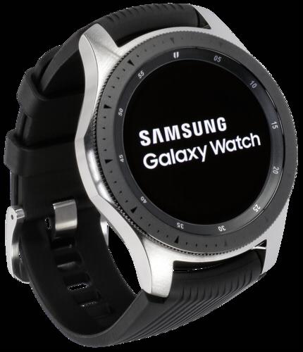 Samsung Galaxy Watch LTE silver