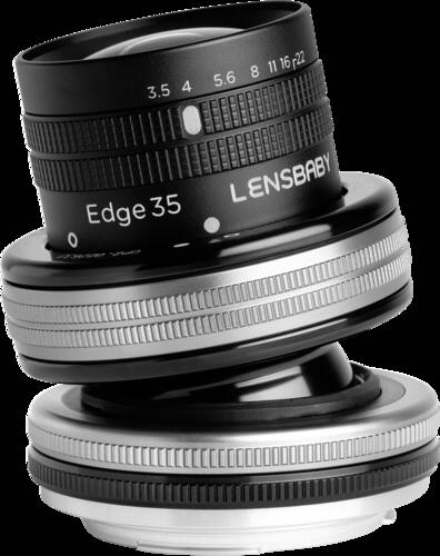 Lensbaby Composer Pro II with Edge 35 Optic Nikon