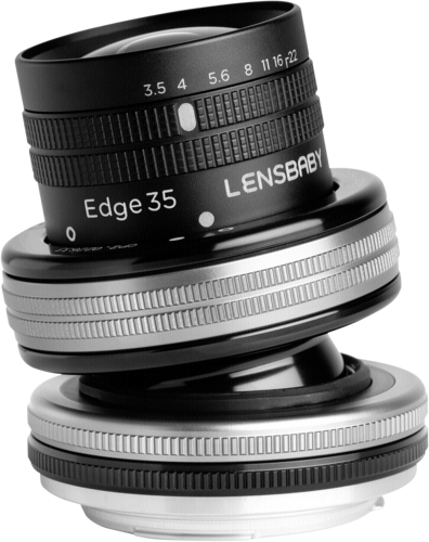 Lensbaby Composer Pro II with Edge 35 Optic Pentax