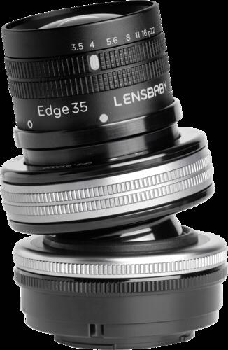 Lensbaby Composer Pro II with Edge 35 Optic Fuji X