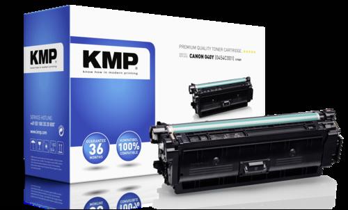KMP C-T42M Toner yellow