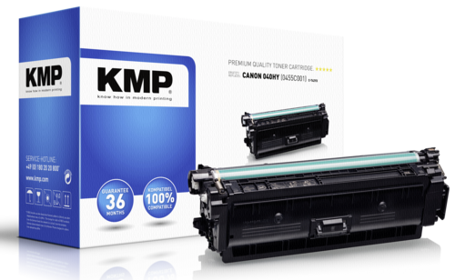KMP C-T42M Toner YX