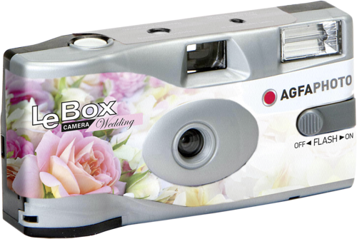 AgfaPhoto LeBox Wedding