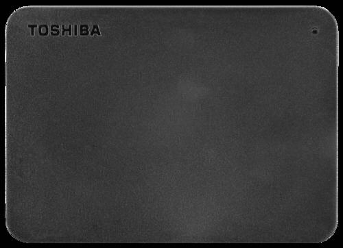 Toshiba Canvio Basics 4TB 2,5(Inch)