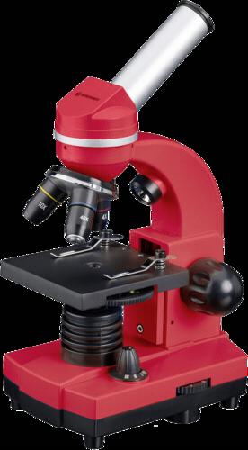 Bresser Junior Biolux SEL Microscope red