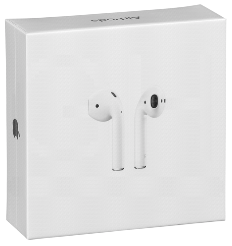 Apple AirPods MV7N2ZM/A with Charging Case
