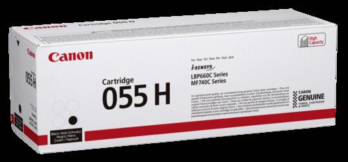 Canon Toner Cartridge 055 H BK black