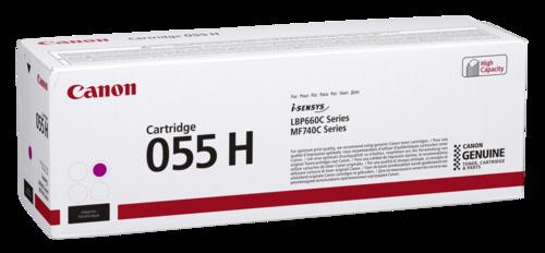 Canon Toner Cartridge 055 H M magenta