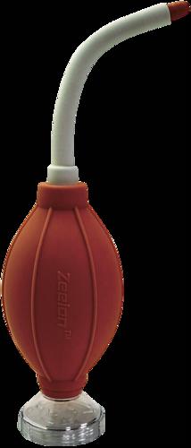 Visible Dust Zeeion FlexoNozzle red