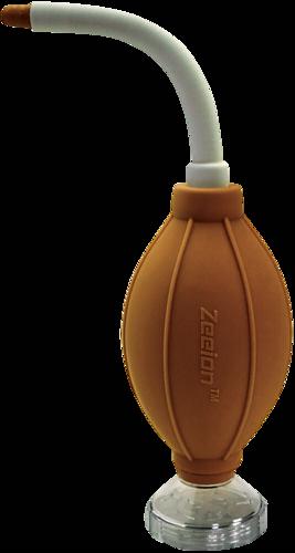 Visible Dust Zeeion FlexoNozzle orange