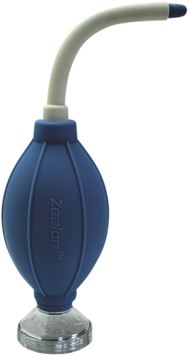 Visible Dust Zeeion FlexoNozzle blue