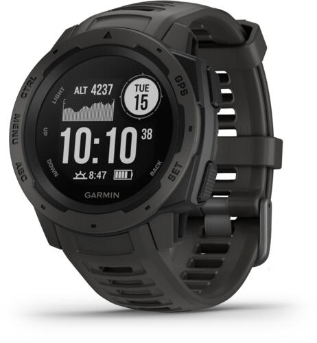 Garmin Instinct graphite/black