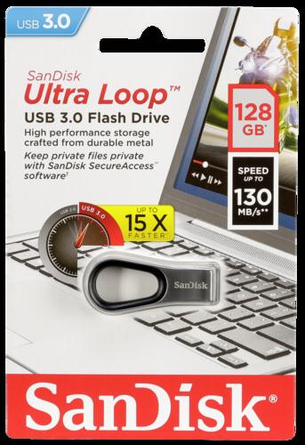 SanDisk Cruzer Ultra Loop 128GB USB 3.0