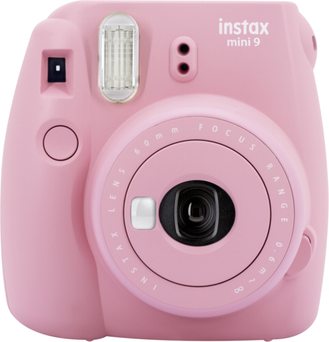 Fujifilm Instax mini 9 New flamingo pink