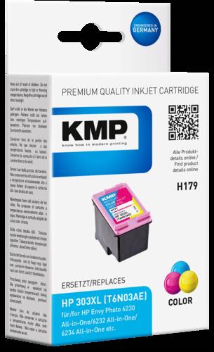 KMP H179 ink cartridge 3 colors