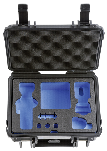 B&W Gimbal Case Type 500 B black for DJI Osmo Pocket