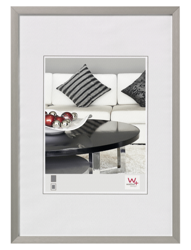 Walther Chair Aluminium steel A3