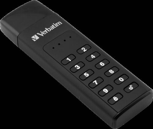 Verbatim Keypad Secure 64GB USB 3.1 Gen 1 USB-C
